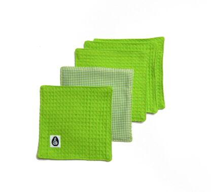 billendoekjes groen
