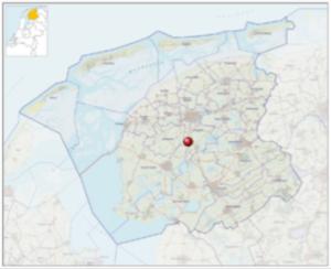 Reduzum, het hart van Fryslân