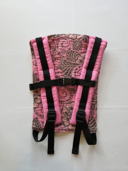 poppenonbuhimo Yaro Ava Ultra Pink Brown Glam
